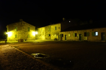 Our accomodation at night (2/2)